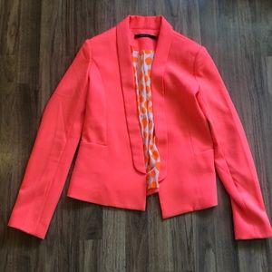 Ark & Co Pink Women's Blazer Sz S $100 Retail